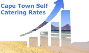 cape town self catering rates