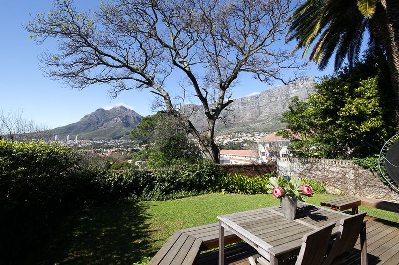 Tamboerskloof Four Bedroom Self Catering House
