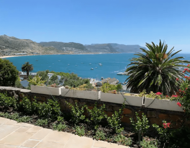 Three Bedroom Simonstown Accommodation - Whale Views