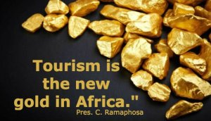 Tourism the new african gold