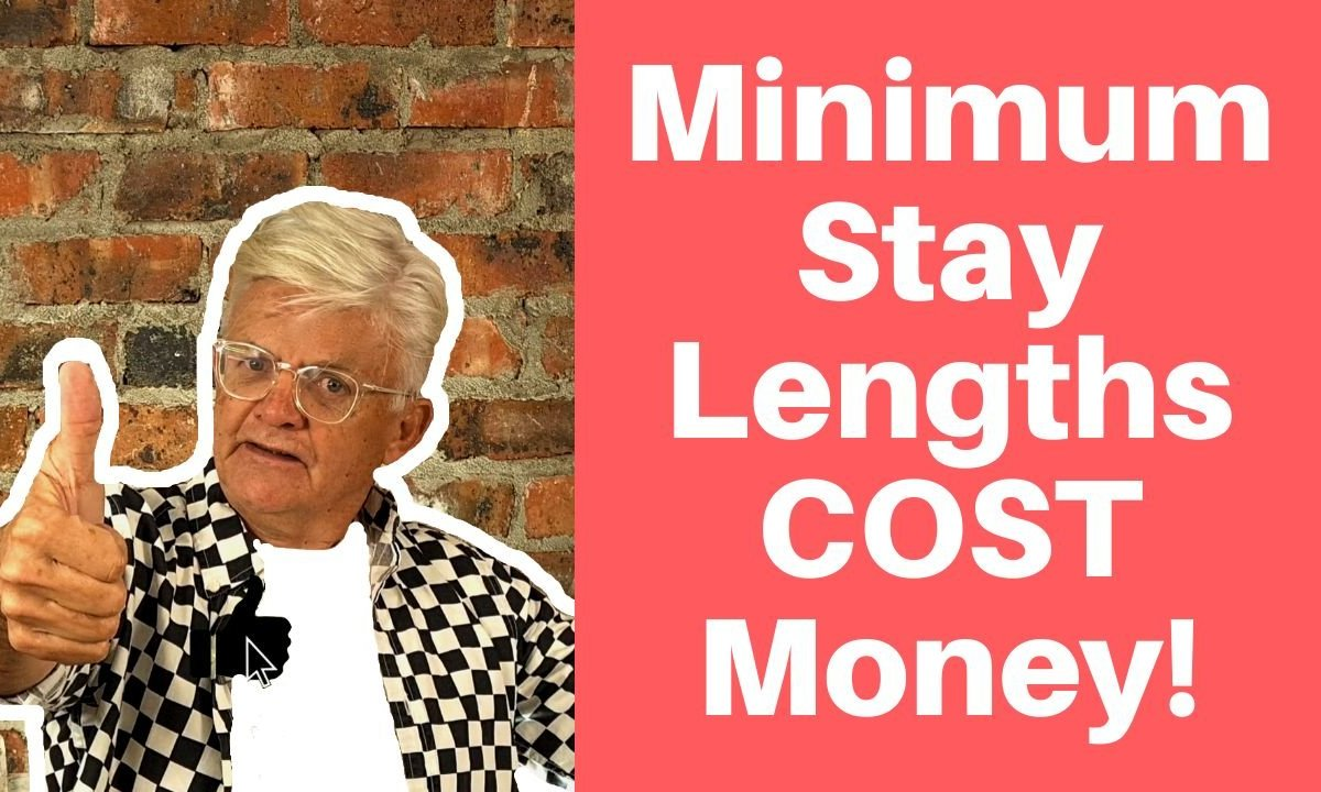How To Set Airbnb Minimum Length Of Stay