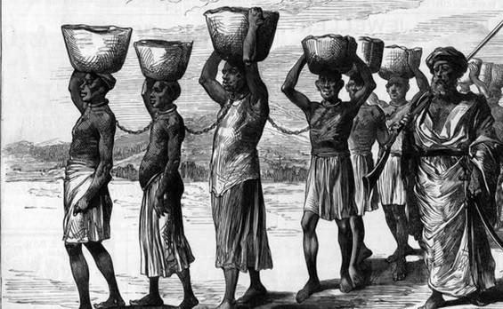 Cape Town Slaves Shaping Politics