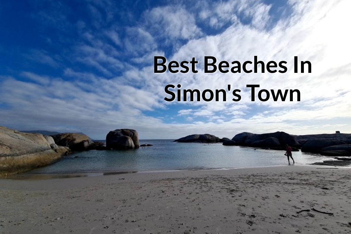 best simonstown things to do beaches