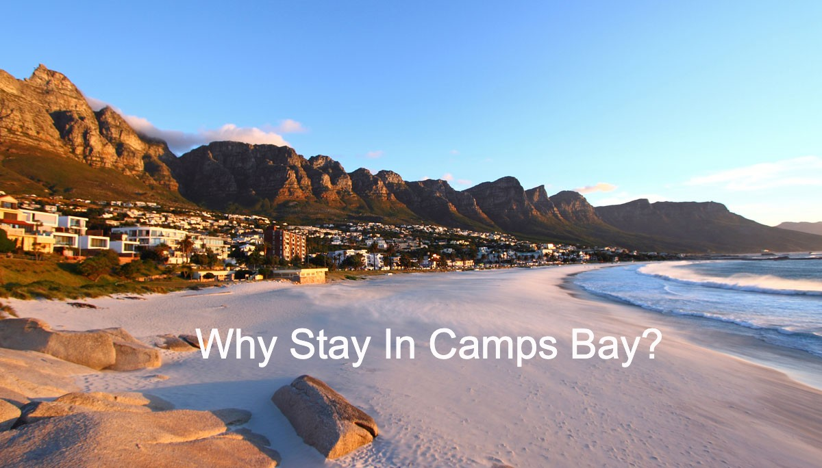 Best Places to Stay In Camps Bay