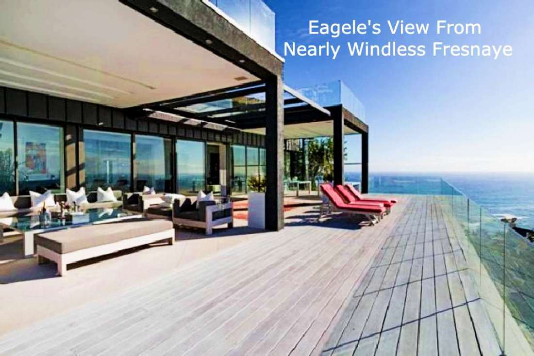 best places to stay in Fresnaye cape town