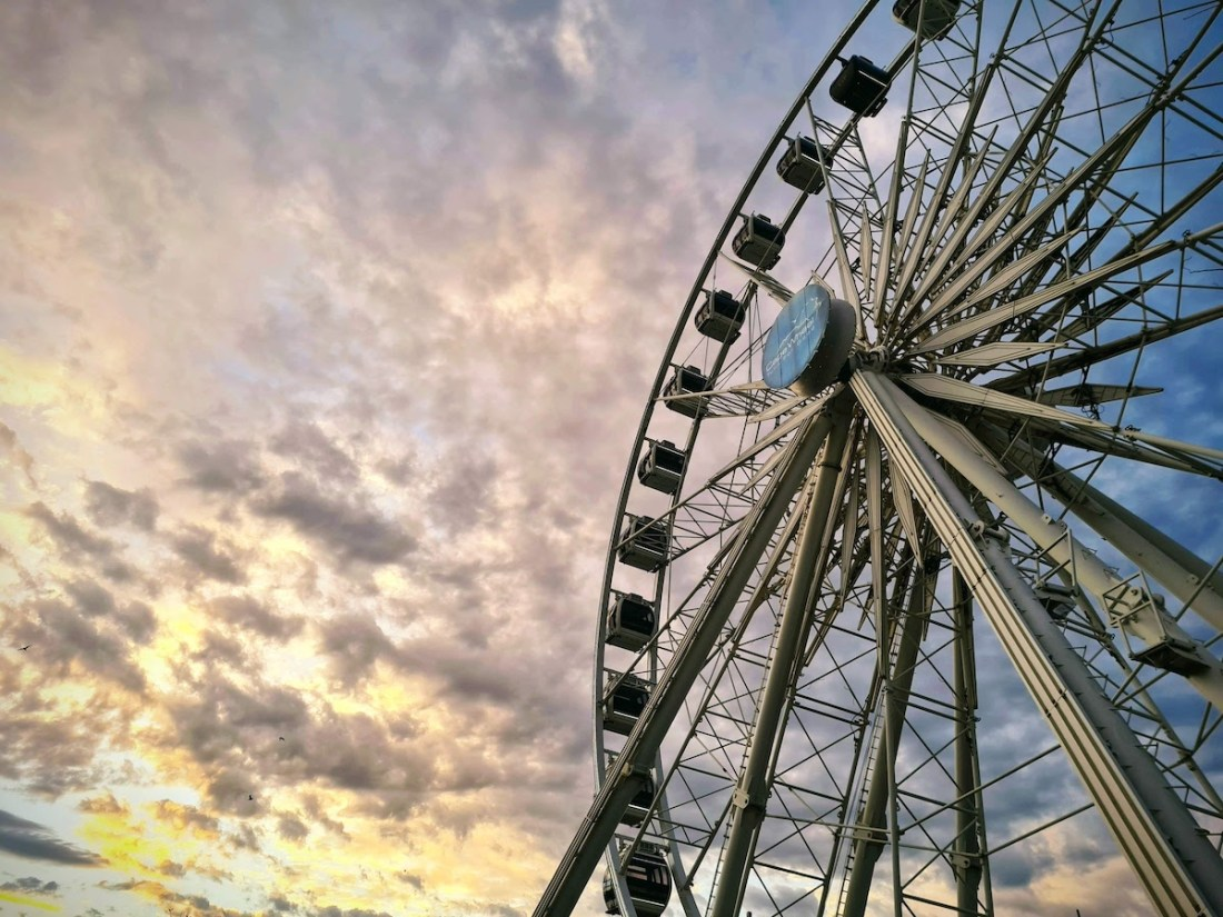 What Are The Best Things To Do in Cape Town Cape wheel
