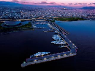 Athens Marina Website