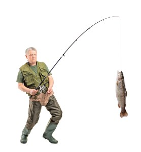 Fishing for the best offer