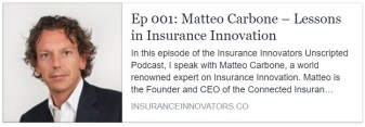Agency Checklists, MA Insurance News, Mass. Insurance News, MA Insurtech News, Insurtech Boston, Insurance Innovators Unscripted Podcast, Matteo Carbone