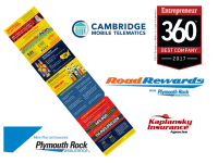 Last, But Not Least: Plymouth Rock, Cambridge Mobile Telematics, and Kaplansky Insurance