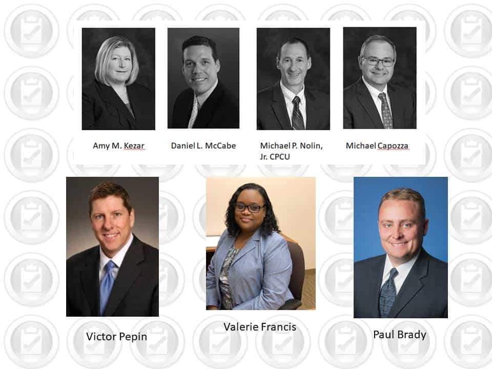 Promotions, Appointments, & Accolades In The Massachusetts Insurance Industry
