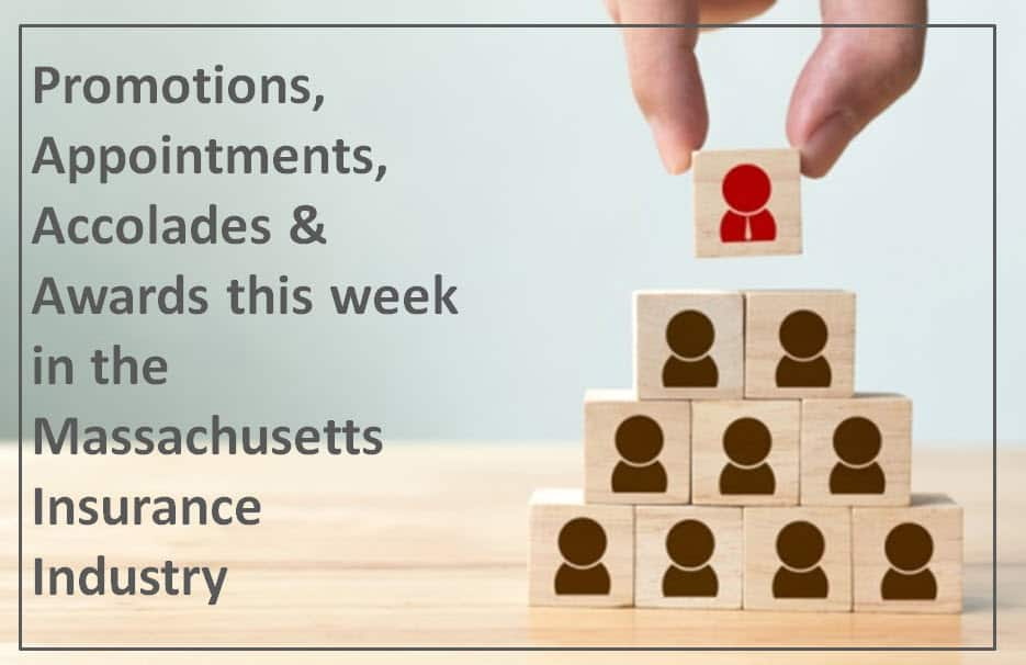 Promotions, Appointments & Accolades This Week in Massachusetts