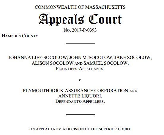 plymouth rock insurance company