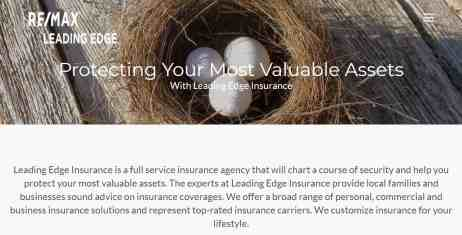 Agency Checklists, MA Insurance News, Mass. Insurance News, New Insurance Agency in Mass., Leading Edge Insurance Launches in Mass.