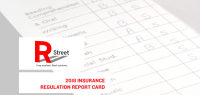 Agency Checklists, MA Insurance News, Massachusetts insurance regulation news, R Street Institute