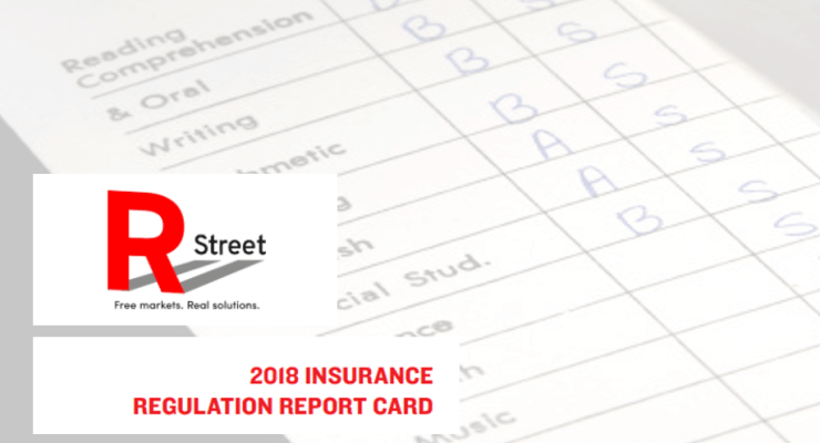a move in the right direction for massachusetts on the 2018 insurance regulation report card