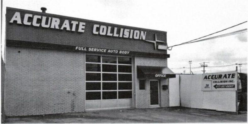 Massachusetts Auto Body Shop