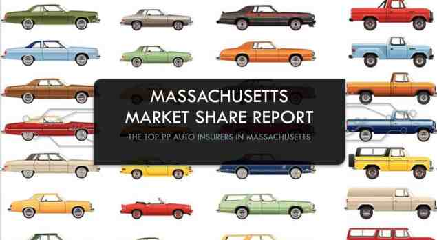 Largest Auto Insurer Writers in Massachusetts