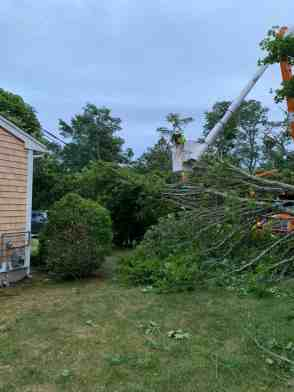 Cape Cod Tornado