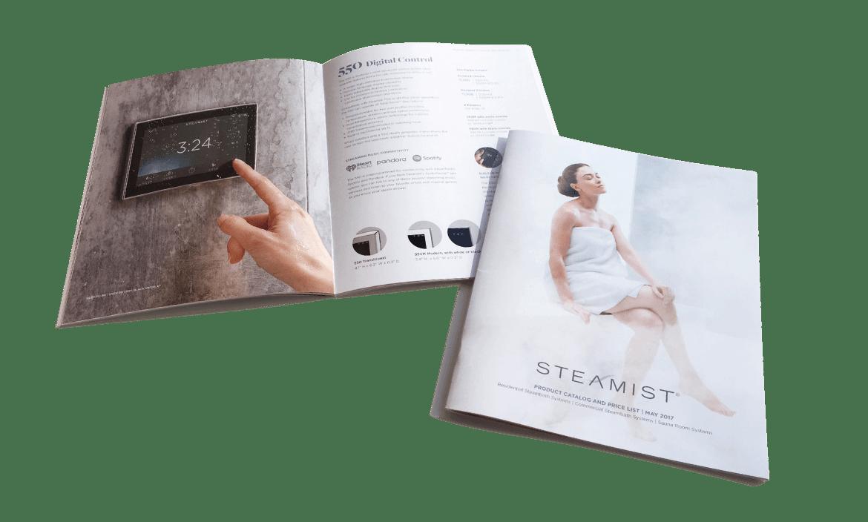 Steamist Brochure