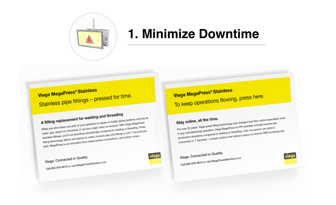 Minimize Downtime