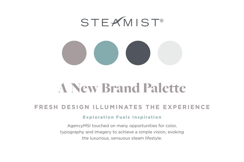 Steamist Branding Style Guide