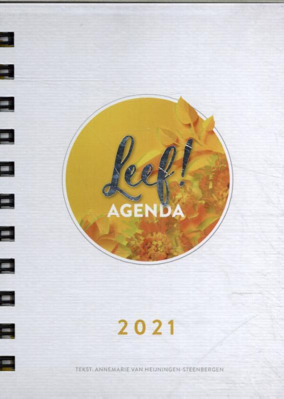 LEEF! Agenda