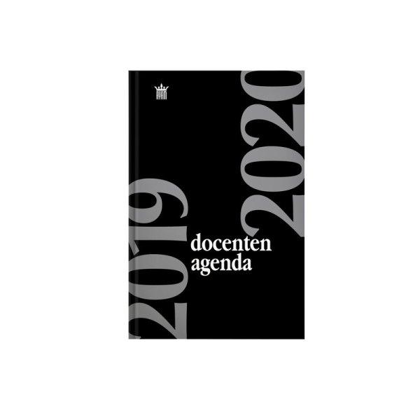 Agenda 2020-2021 Ryam docenten 7dag/2pag zwart