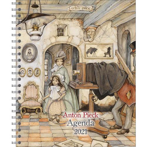 Anton Pieck Agenda 2021 Fotograaf