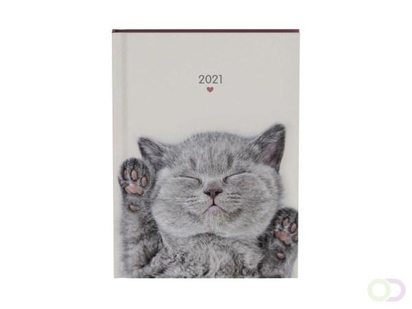 Agenda 2021 my favourite friends cats