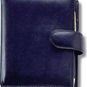Agenda Omslag A5 25 mm Deluxe Koningsblauw