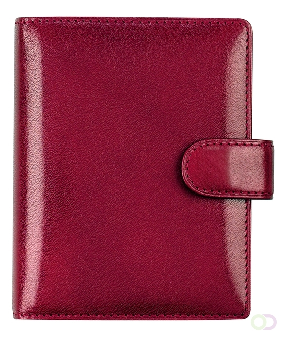 Agenda Omslag A5 25 mm Deluxe Rood