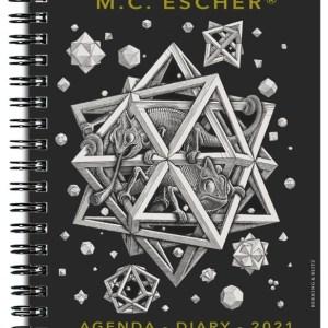 M.C. Escher Weekagenda 2021