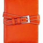 Omslag Junior 15 mm Double Belt Oranje