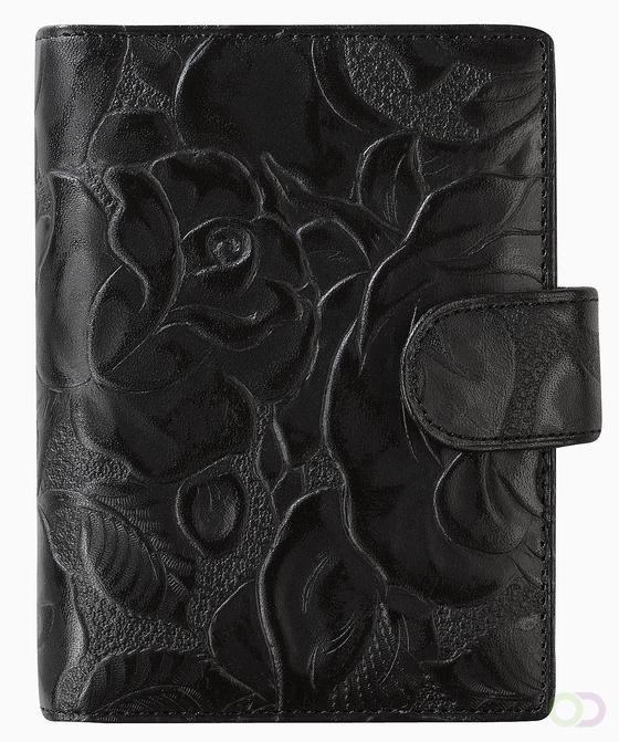 Omslag Mini 15 mm Rosa Zwart