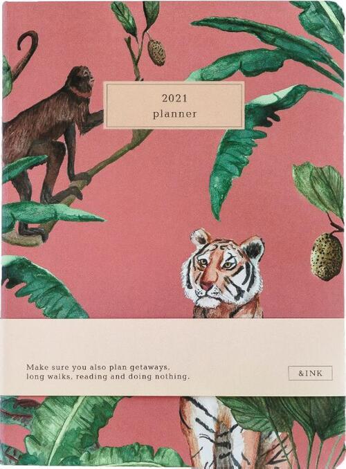 &INK Agenda 2021 - Roze Auteur: A-Journal
