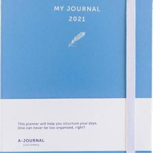 My Journal Agenda 2021 - Lavendel