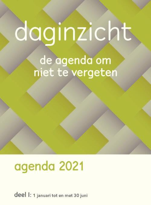Daginzicht Agenda 2021 - Saam Uitgeverij, Stichting Doemaarzo! - Paperback (9789492261595)