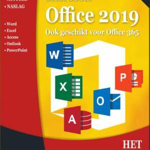 Het Complete Boek Microsoft Office 2019