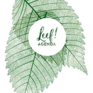 Leef! Agenda 2022 Klein