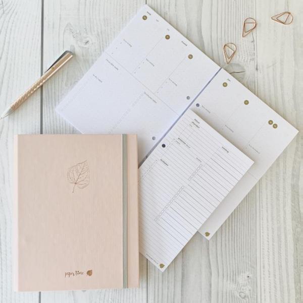 Paper Time Werkplanner A5
