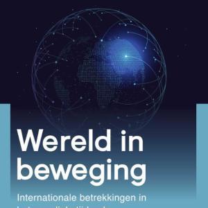 Studieboeken bestuur en beleid - Wereld in beweging