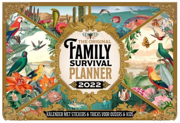 De Family Survival Planner 2022