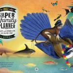 De enige Echte Super Family Planner 2022