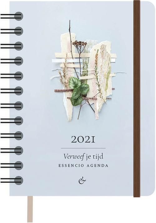 Essencio Agenda 2021 klein (Vrolijk Agenda)