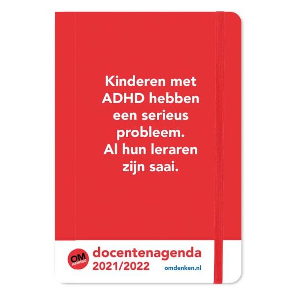 Omdenken Docentenagenda 2021/2022 A5