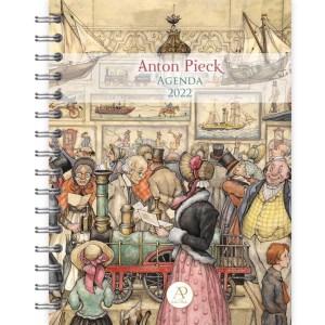 Anton Pieck Agenda 2022 Stoom