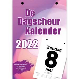 DAGscheurkalender 2022