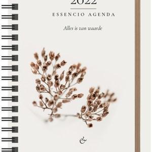 Essencio Agenda 2022 groot - Essencio - Paperback (9789491808760)