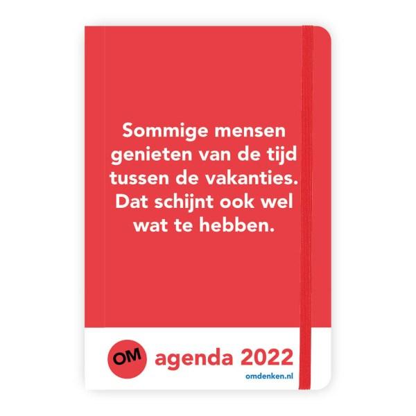 Omdenken Weekagenda 2022